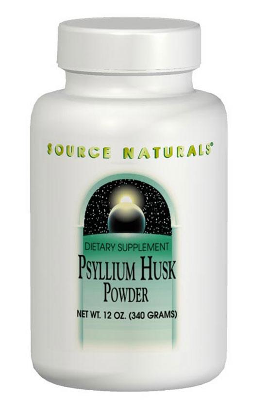 how to make psyllium husk powder