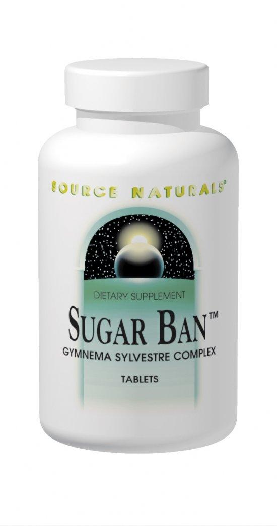 Source Naturals Sugar Ban 265 mg 75 Tablet 75 Tablet