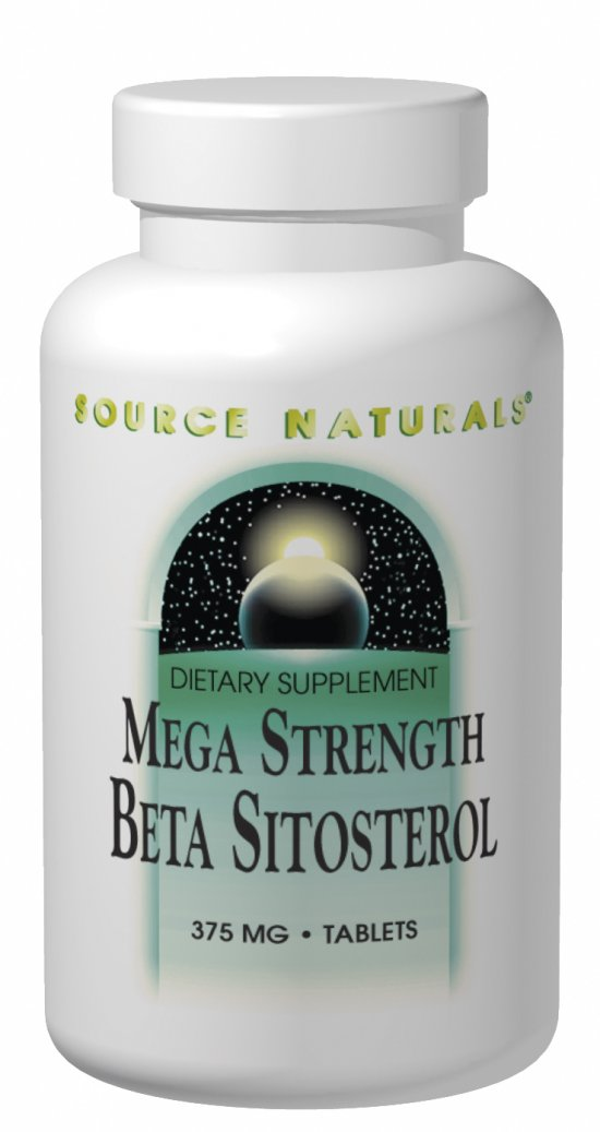 Source naturals beta sitosterol