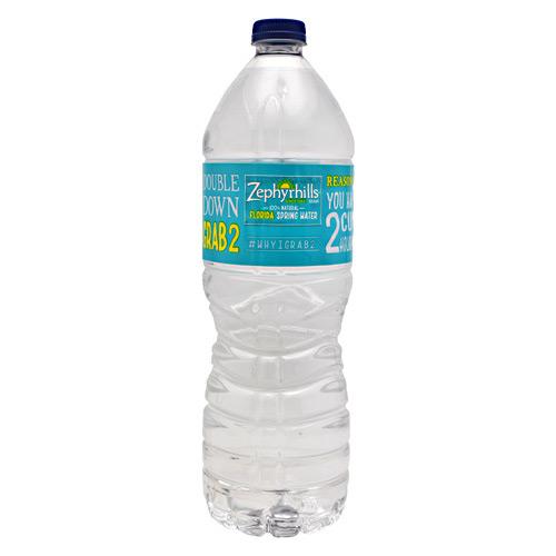 Zephyrhills Sports Bottle: Zephyrhills Bottled Water