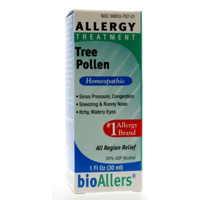 Natra Bio Botanical Labs Bioallers Tree Pollen Allergy