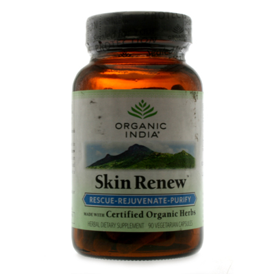 Organic India Skin Renew 90 Capsule
