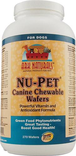 Ark Naturals Nu Pet Canine Wafers 270 Wafer