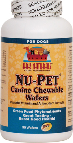 Ark Naturals Nu Pet Canine Wafers 90 Wafer