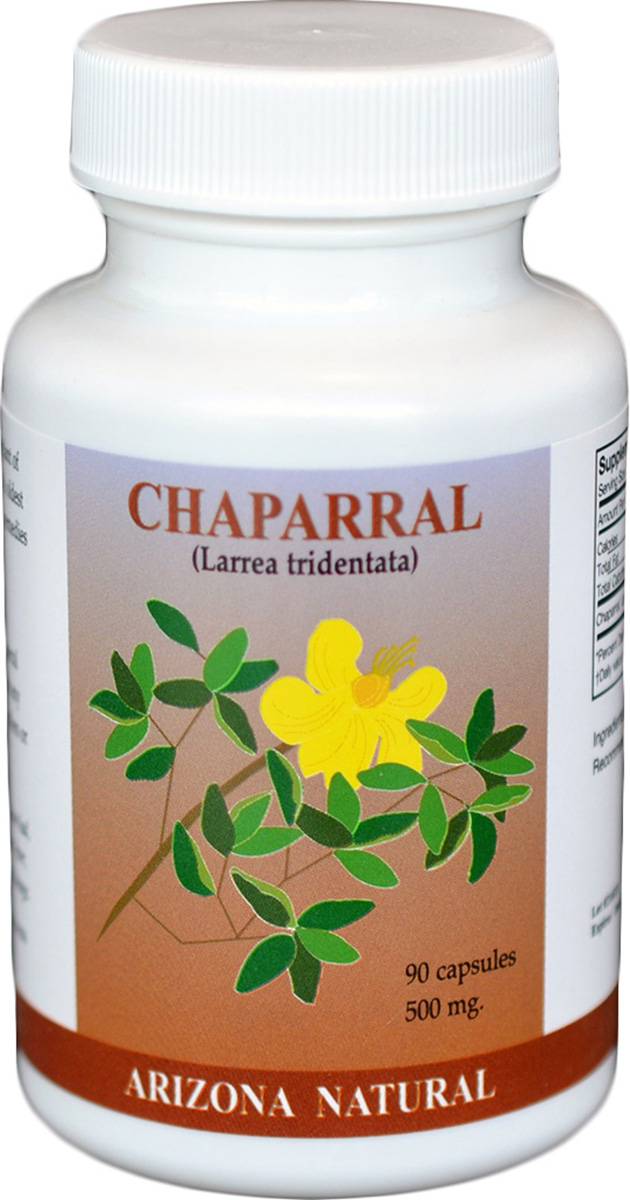 Chaparral pills