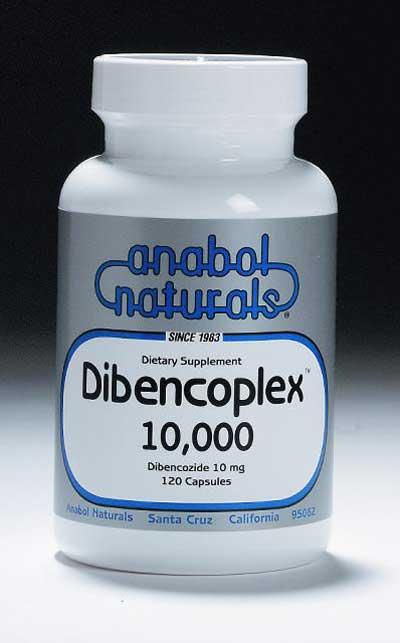 Anabol Naturals Dibencoplex Sublingual 10 000mcg 120 Tab