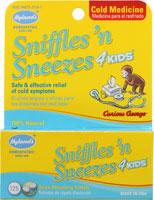 Hylands Sniffles N Sneezes 4 Kids 125 Tablet