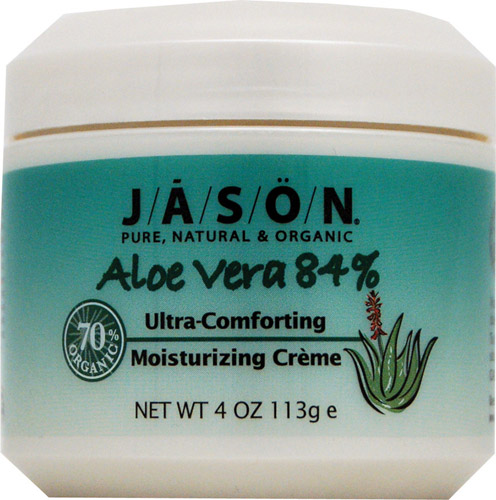 jason natural products aloe vera cream 84 w vit e 4 oz. Black Bedroom Furniture Sets. Home Design Ideas