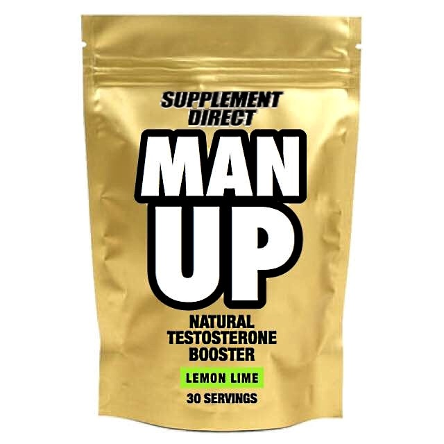 Man Up Testosterone Booster