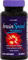 Brain speed supplement