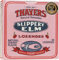 Slippery Elm Lozenges Whole Foods