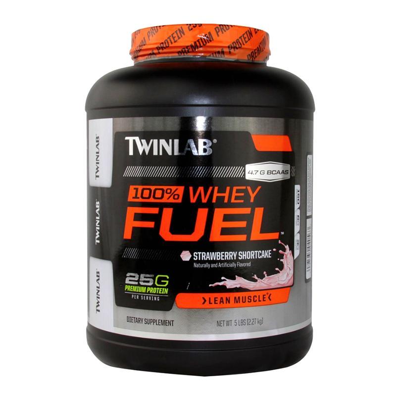 Twinlab protein fuel