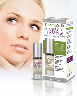 doublechinfirminglarge My Review on The Biotech Corporation Dermasilk Double Chin Firming Serum