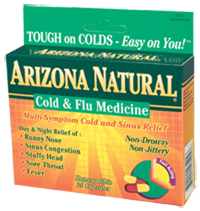 Arizona Natural Products Homeopathic Allergy Medicine